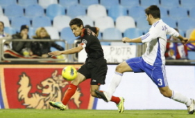 R. Zaragoza 0 – Sevilla F.C 1. Calidad e intensidad.