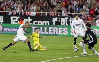 Sevilla F.C 3 - Villarreal C.F 2 Cada dia mas grandes.