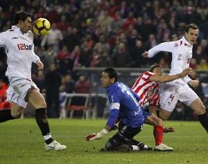 El protegido 2 – Sevilla F.C  1