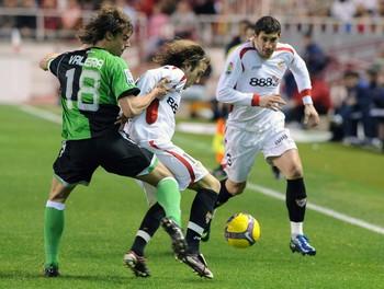 Sevilla F.C - Real Racing Club.
