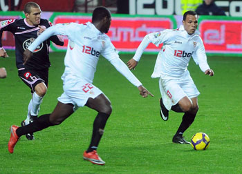 Sevilla F.C 0 – R.C. Deportivo 1. Mala costumbre.