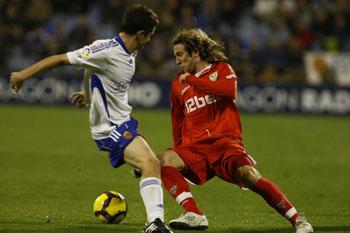 Real Zaragoza 2 – Sevilla F.C 1.Sin levantar cabeza
