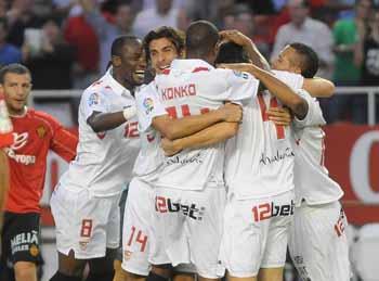 R.C.D. Mallorca – Sevilla F.C.