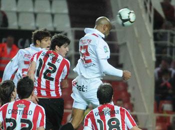 Sevilla F.C 0 – Athletic Club 0. Estilo Caparros.