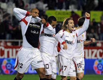 Sevilla F.C. – R.C Deportivo.