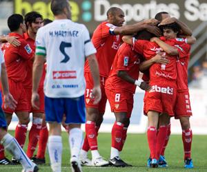 Sevilla F.C. – C.D. Tenerife.