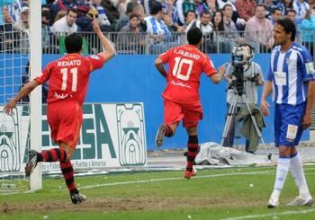 Málaga C.F. – Sevilla F.C.