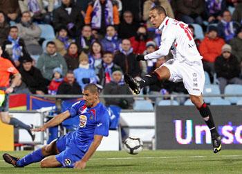 Getafe C.F. – Sevilla F.C.