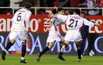 Sevilla F.C – Atlético de Madrid.
