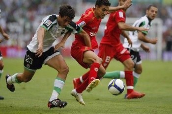 R. Racing Club – Sevilla F.C.