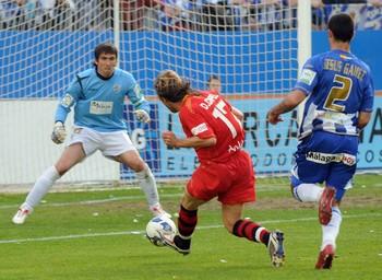 Málaga C.F – Sevilla F.C.