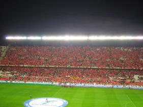 Sevilla F.C – Real Racing Club.