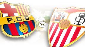 F.C Barcelona – Sevilla F.C.