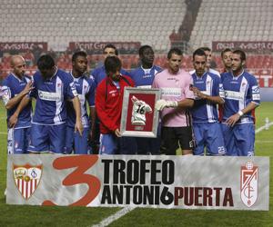 Vídeo homenaje a Antonio Puerta.
