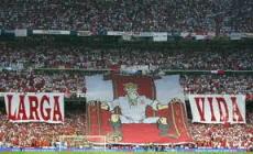 Sevilla F.C. – Málaga .C.F. La copa ya es nuestra.
