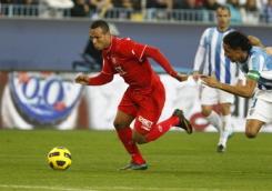 Málaga C.F 0 – Sevilla F.C 3. Y el Villarreal en cuartos.