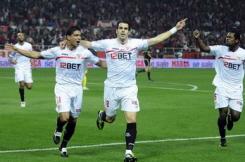 Sevilla F.C 3 – Villarreal C.F 0. Noche de reencuentros.