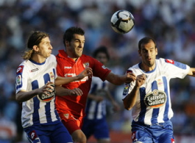 R.C.D La Coruña - Sevilla F.C.