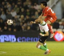 Real Racing Club 3 – Sevilla F.C 2. Falta de reacción.