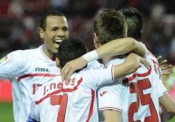 Sevilla F.C 1 – Hércules C.F 0. A pesar de Turienzo.