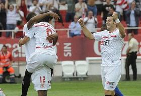 Atl de Madrid – Sevilla F.C.  Ojo avizor.