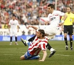 Atl de Madrid 2 – Sevilla F.C 2. Otro robo y ¿van...?