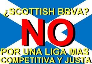 Sevilla F.C.  -  F.C. Barcelona. No es la misma liga.