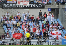 Getafe C.F  1 – Sevilla F.C 0. Con los pies en el suelo.