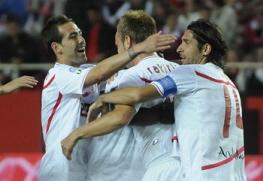 Sevilla F.C 3 – Villarreal C.F 2. Cuestión de pelotas