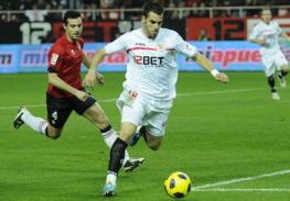 C. A. Osasuna – Sevilla F.C.  Europa pasa por ganar en Navarra.