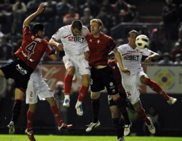 C.A Osasuna  3 – Sevilla F.C 2.No es el momento.