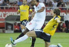 Sevilla F.C. 1 – Real sociedad  0. El viejo de treinta y cinco.