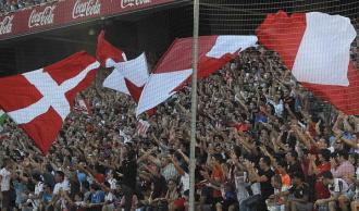 Sevilla F.C 1 – Valencia C.F 0. Al rey lo que es del rey.