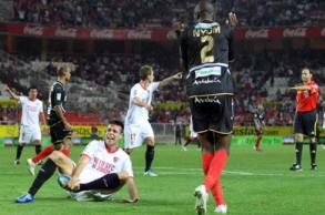 Sevilla F.C 1 – Granada C.F 2. Con mis ojos sevillistas.